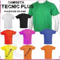 Camiseta para Hombre Tecnic Plus