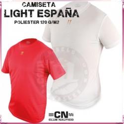 Camiseta Hombre Light España