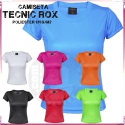 Camiseta para Mujer Tecnic ROX