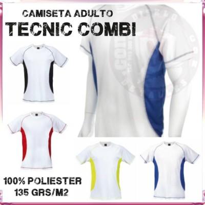 Camiseta para Adulto Tecnic Combi
