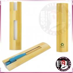 Estuche Bambú