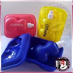 Fiambreras Personalizadas con Botellas