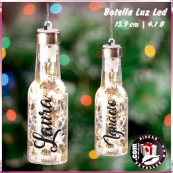 Botella Luz Led
